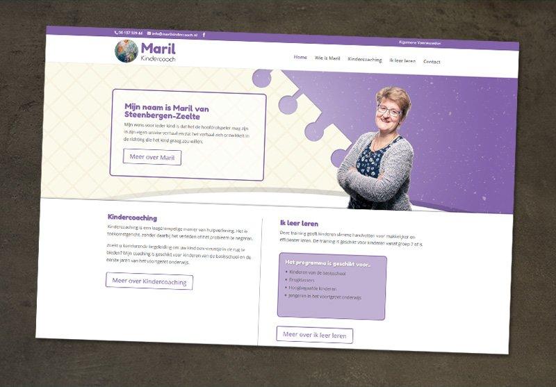 Website-Maril-Kindercoach